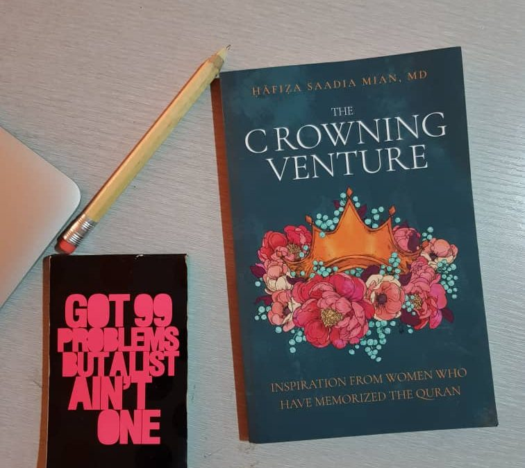 Aisha Reads – The Crowning Venture